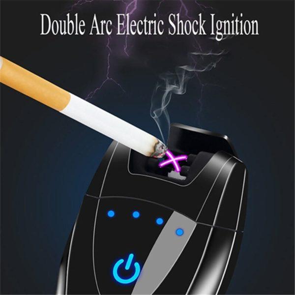 Briquet USB Exquis Sans Flamme Cigarette