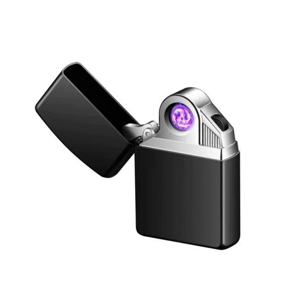 Briquet USB Rotatif Électrique Plasma