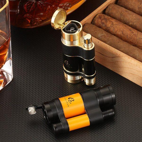 Briquet à Cigare Coupe-Cigare et Boîte Modèl