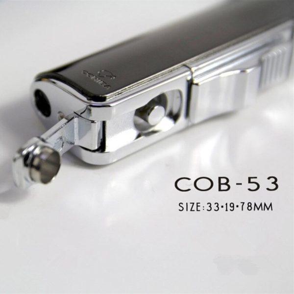 Briquet pour Cigare et Accessoires Gris Coupe-Cigare