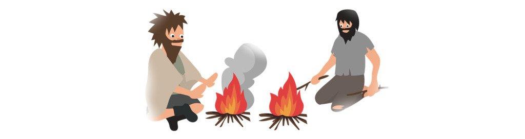 Faire du feu sans feu
