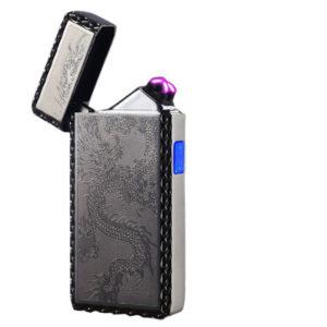 Briquet Électrique USB à Double Arc