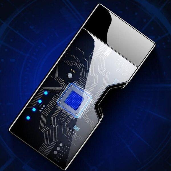 Briquet Électrique USB à capteur infrarouge