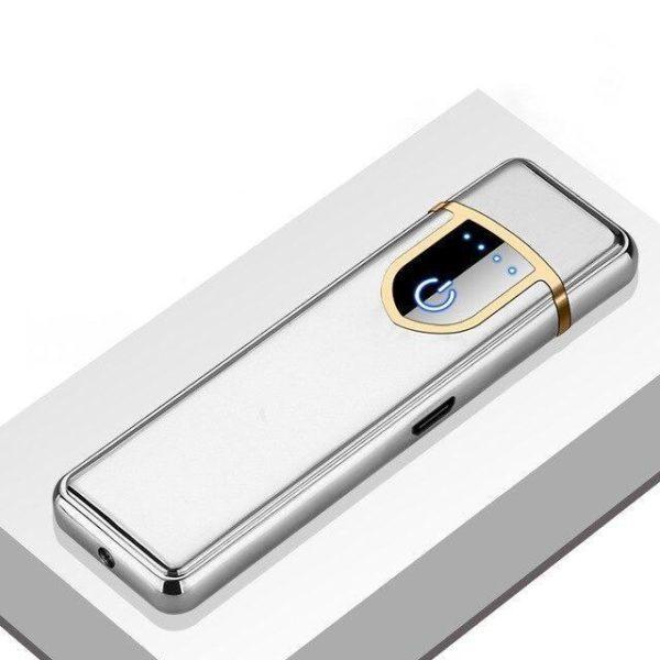 Briquet Électrique Slim Capteur Tactile