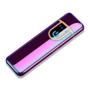 Briquet Sans Flamme Électrique USB