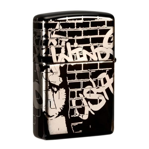"Briquet ""Z-Original"" Graffiti"