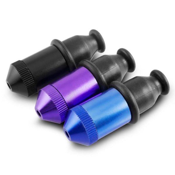 Pipe de Poche Mini Format en Aluminium