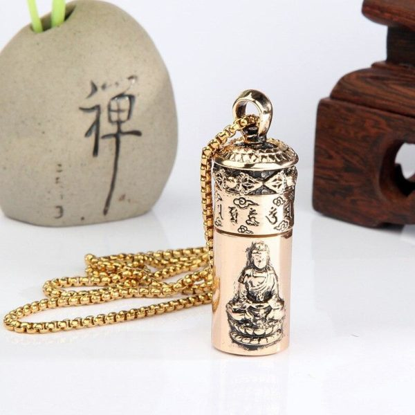 Briquet à Essence Bouddha