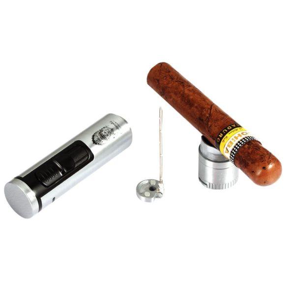 Briquet Torche pour Cigare Multifonctions