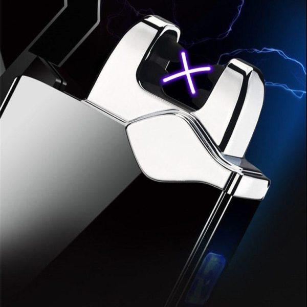 Briquet Électrique Plasma à Double Arc
