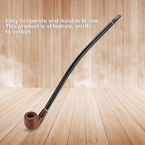 Pipes Longue 40.5 cm en Bois