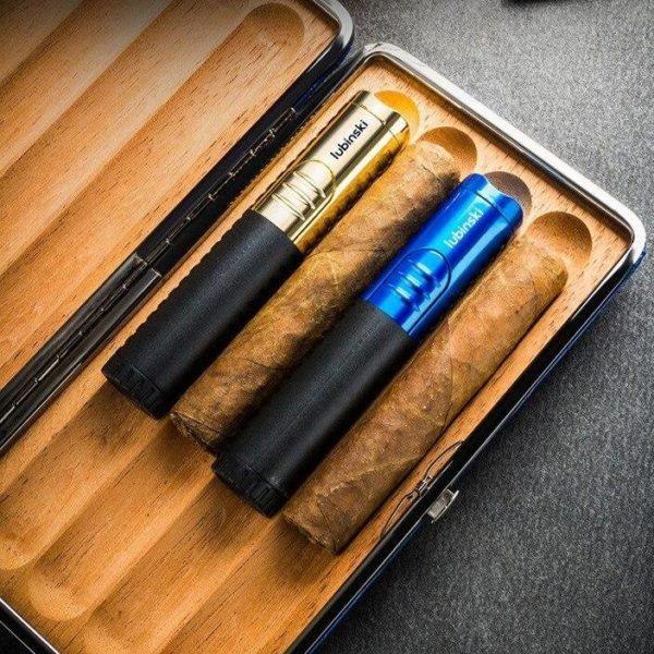 Briquet à Cigare LUBINSKI Flamme Jet