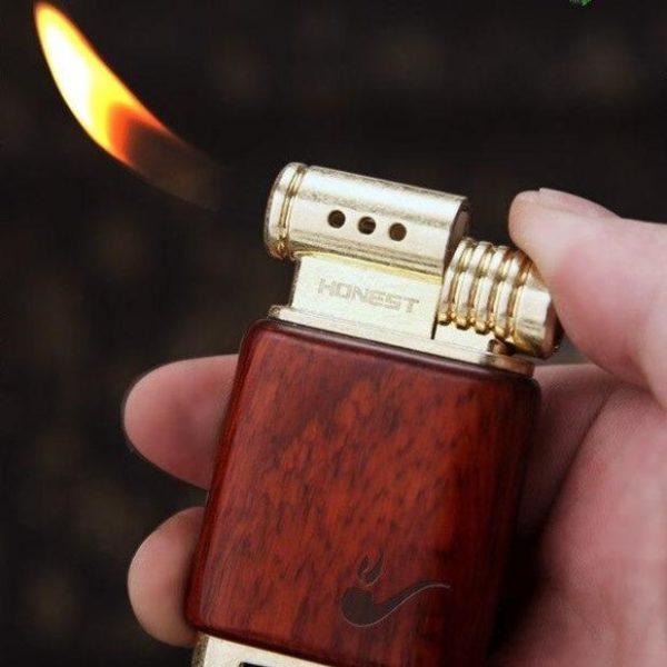 Briquet Flamme Oblique Vintage