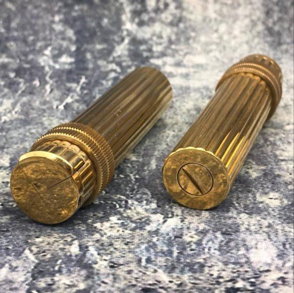 Briquet Essence Double Engrenage