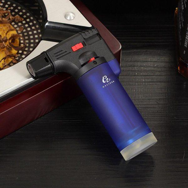 Briquet Torche GALINER avec 1 Flamme Jet Bleu