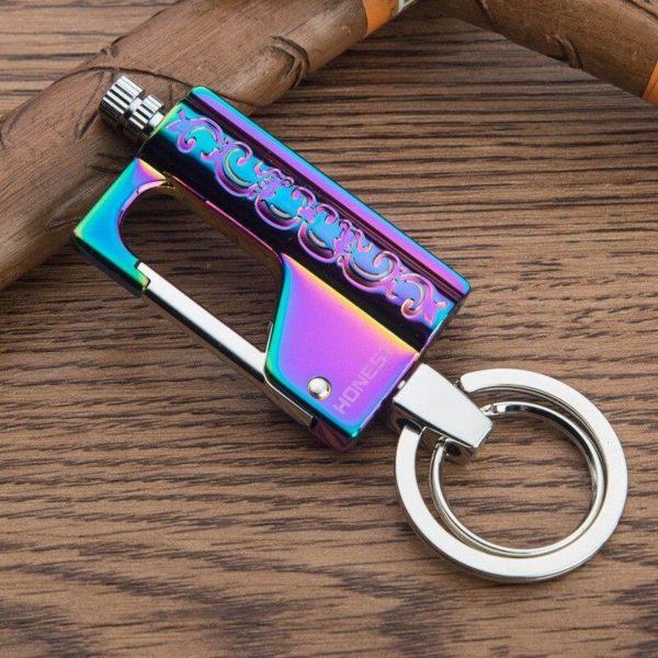 Briquet Essence Imperméable avec Porte-clés
