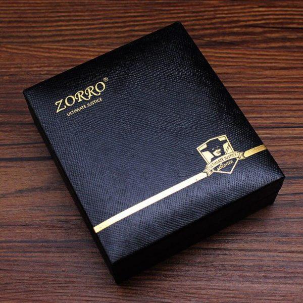 Briquet Essence Zorro Rocker