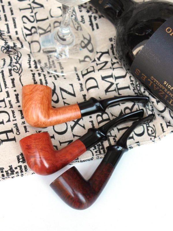 Pipe en bruyère Lisse