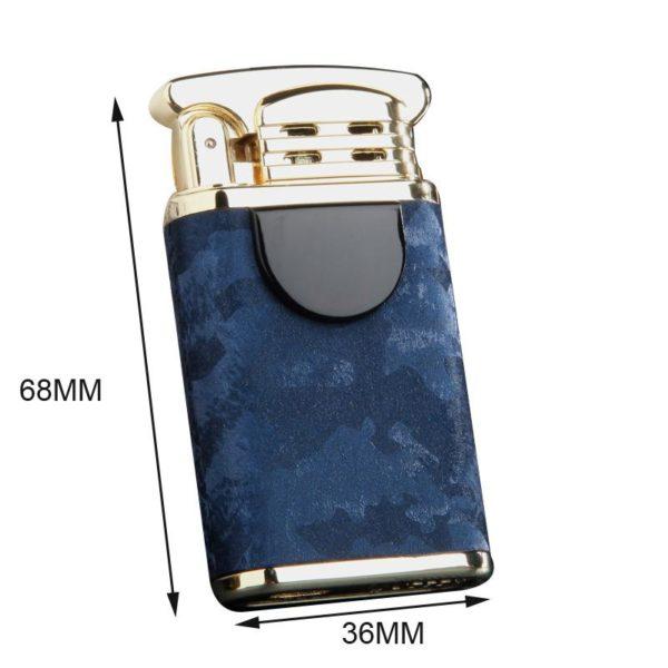 Briquet de Luxe USB à Double Arc Plasma