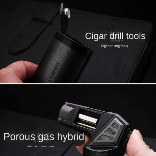 Briquet Cigare et Extérieur Turbo Jet