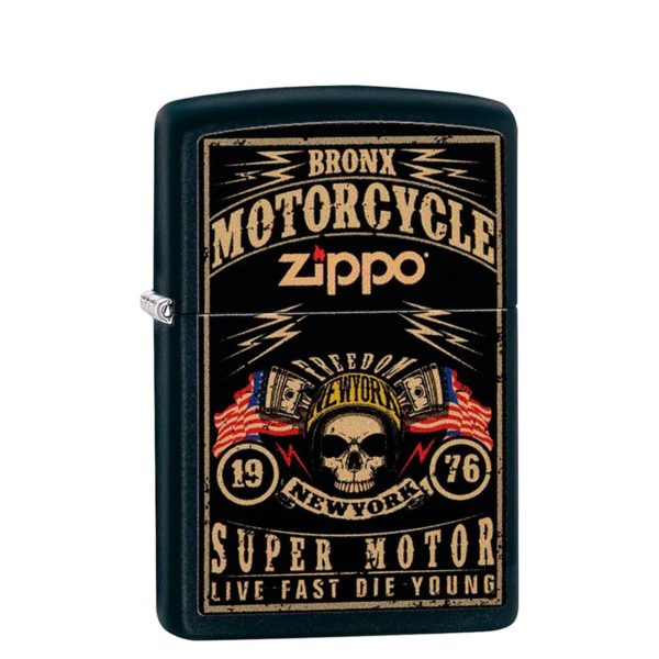 "Briquet ""Zippo-original"" MotorCycle"