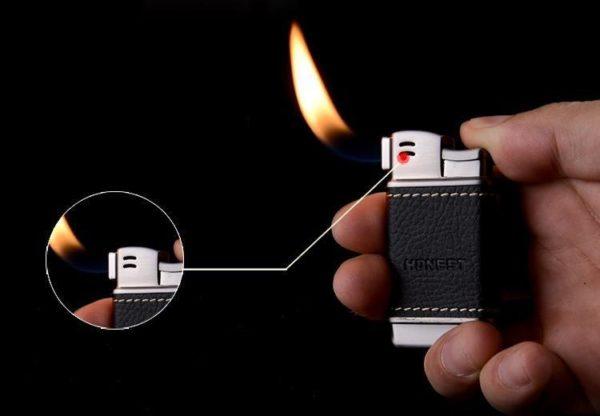 Briquets pour Pipe Flamme Douce Inclinée