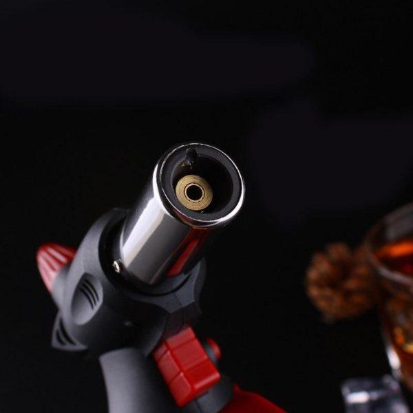 Briquet Tempête Pistolet Pulvérisateur Flamme Torche