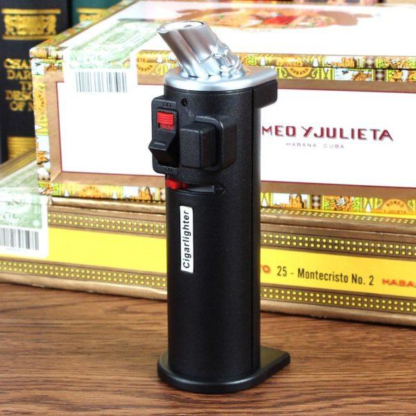 Briquet COHIBA de Table Flamme Torche pour Cigare