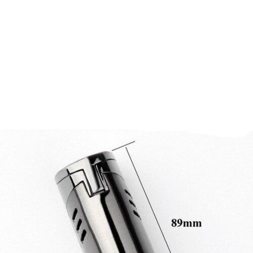 Briquet à Cigare Jobon en Métal 1 ou 3 Jets et Coupe-Cigare