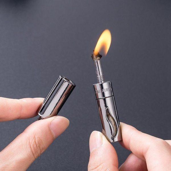 Mini Allumette Permanente Flamboyante