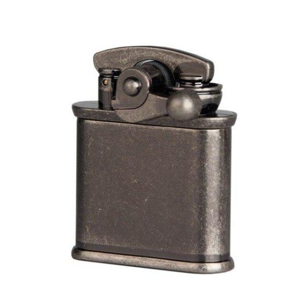 Briquet en Laiton Compact Type d'Époque
