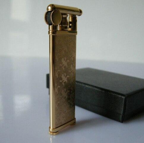 Briquet Ultra-Fin à l'Ancienne en Cuivre Pur