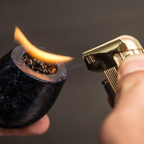 Briquet pour pipe Flamme Jet Torche