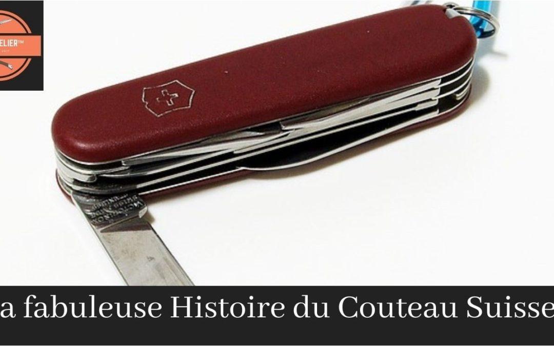 histoire couteau suisse