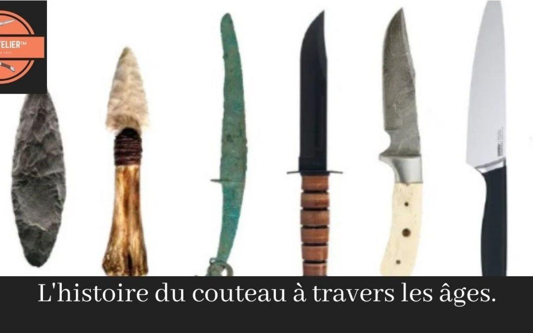 histoire couteaux