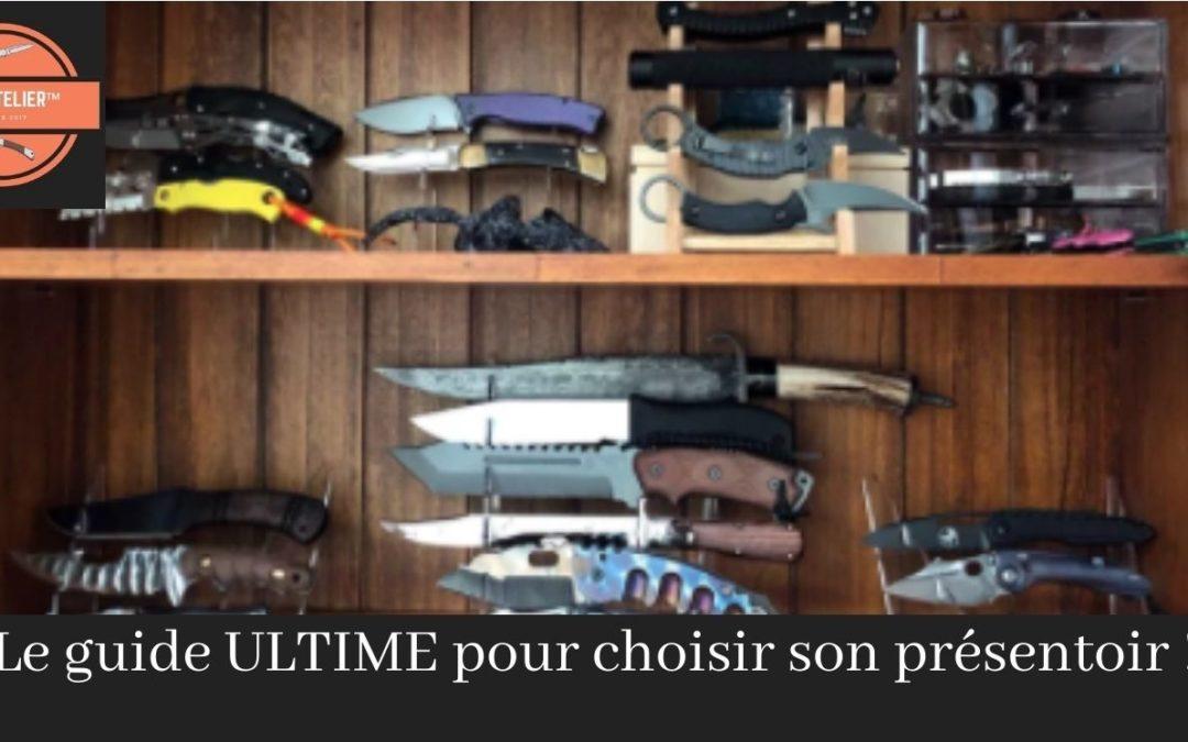 choisir son présentoir couteau