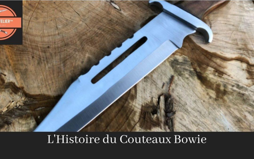 L'Histoire du couteau bowie
