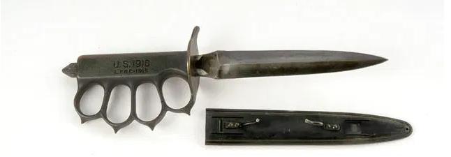 Couteau de tranchée Mark 1 M1918