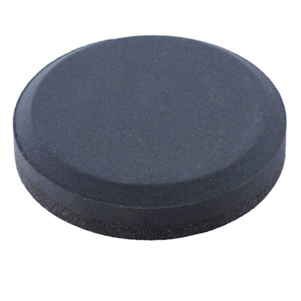 pierre à aiguiser ronde