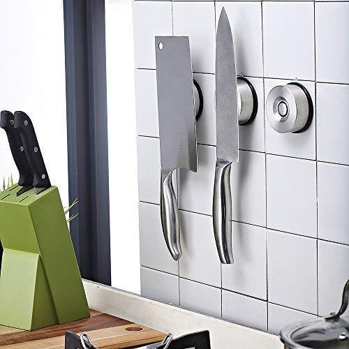Porte couteau aimantée ventouse