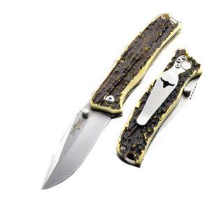 Couteau Pliant Boisée