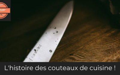 L'histoire du Couteau de Cuisine