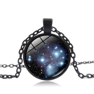 Collier-comète-galaxie