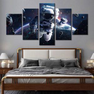tableau-astronaute