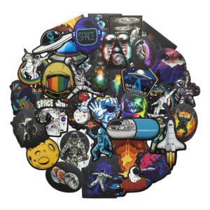 Stickers-espace