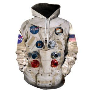 Sweat-astronaute