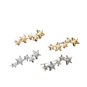 boucle-oreilles-étoile-filante