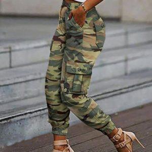 Pantalon Camouflage Kingston