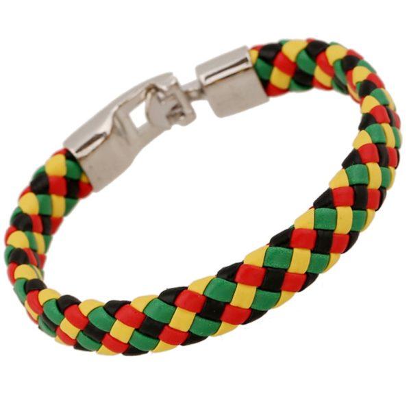 Bracelet Rasta