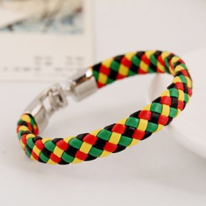 Bracelet Unisex Reggae